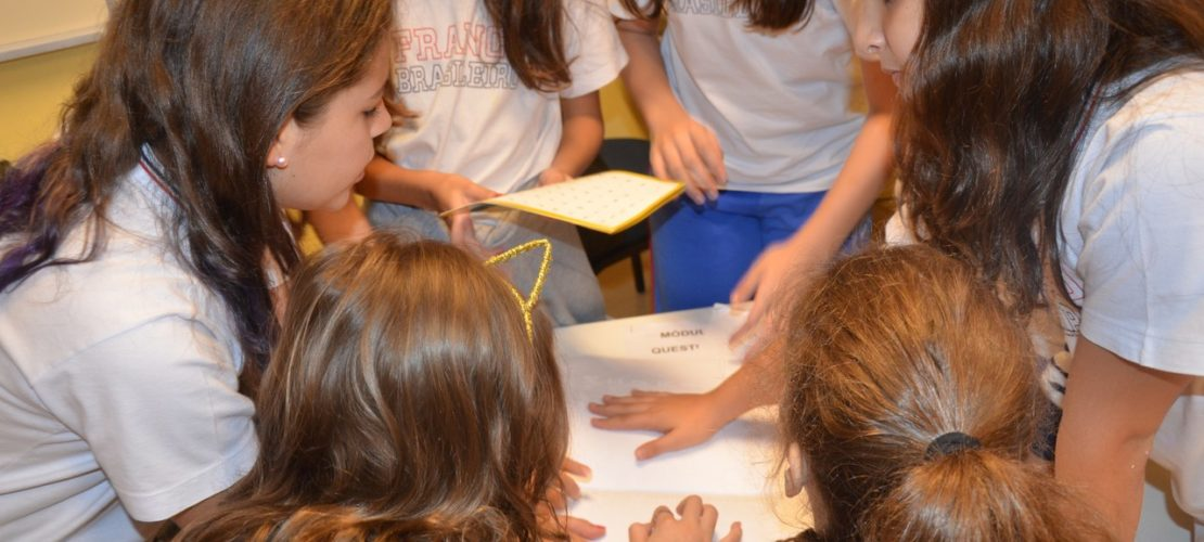 EFI- Aula sobre o Sistema Braille