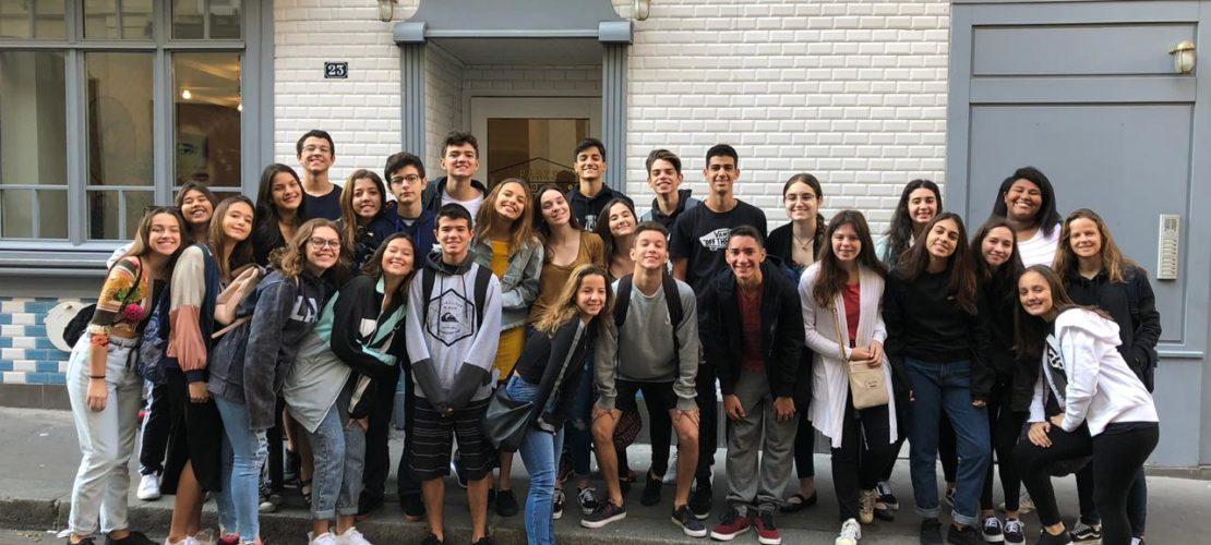 Projeto Franco na França 2019