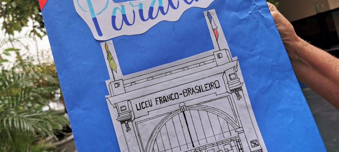 O Franco comemora 104 anos!