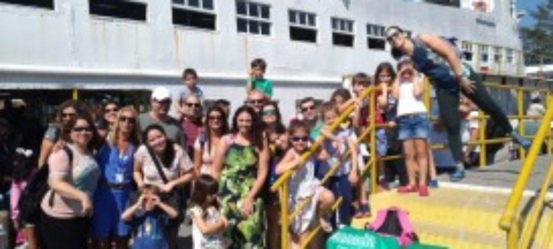 Projeto de Visitação à Ilha de Paquetá