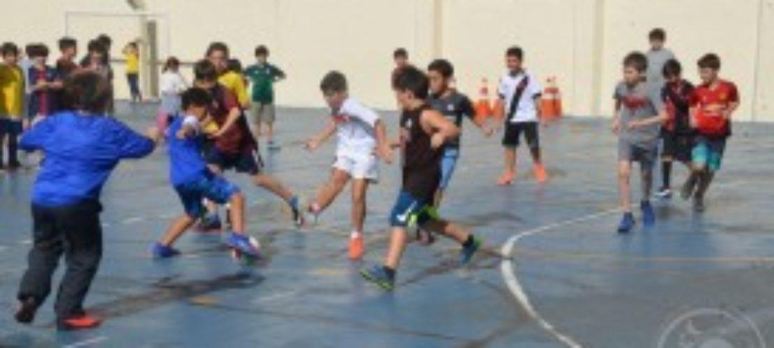 Dia Esportivo – Educação Infantil e EFI