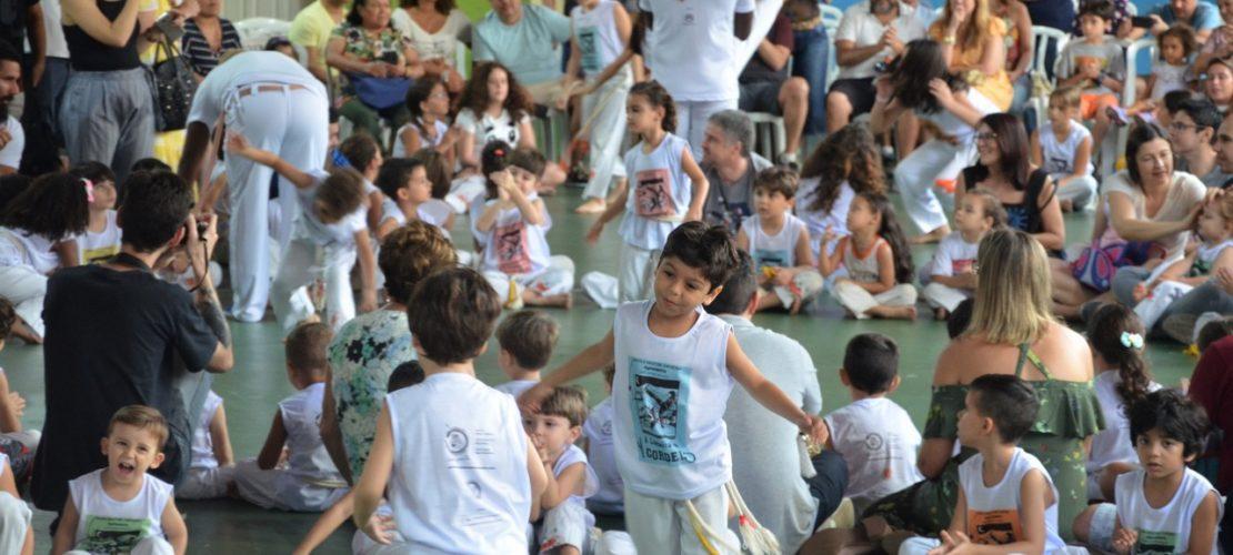 16º Encontro Infantil de Capoeira