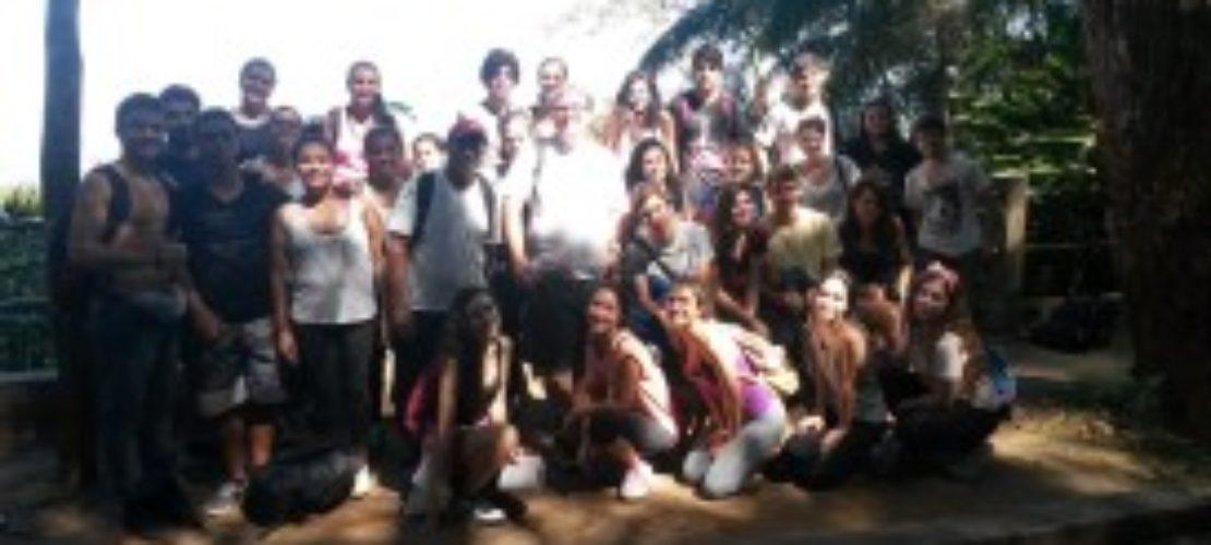 Passeio ao Parque Nacional da Tijuca – 3ª série EM
