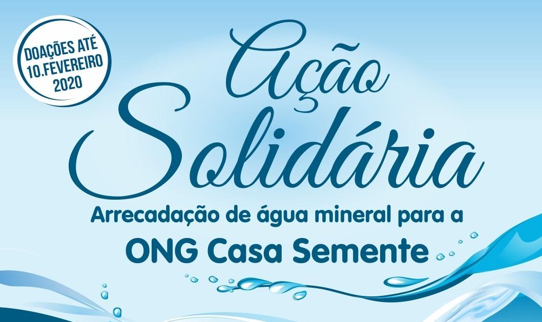Ação Solidária para a ONG Casa Semente