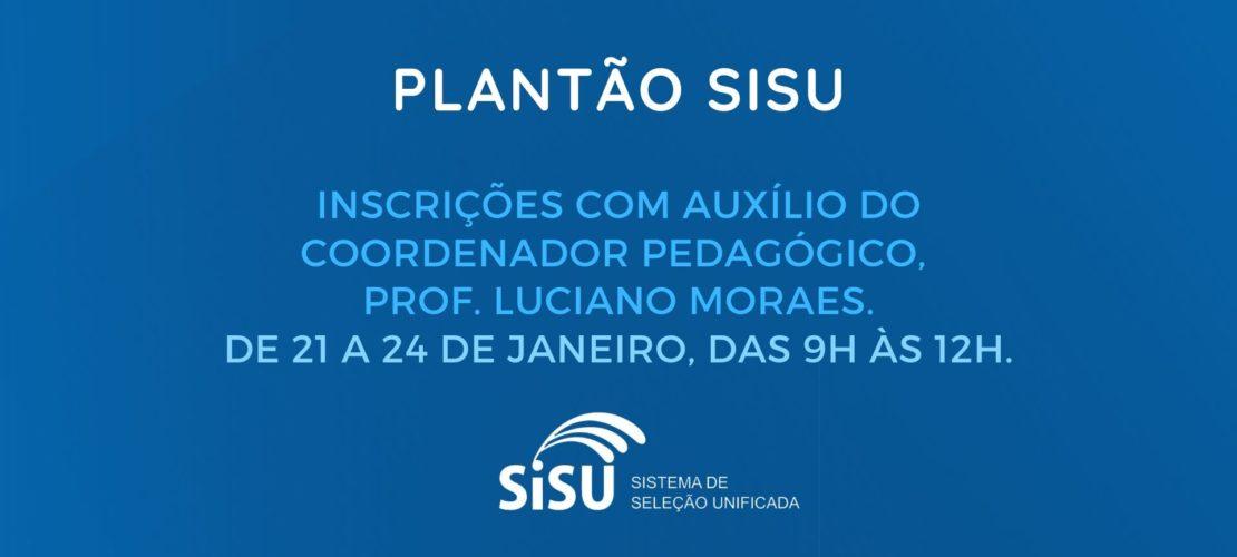 Plantão SISU