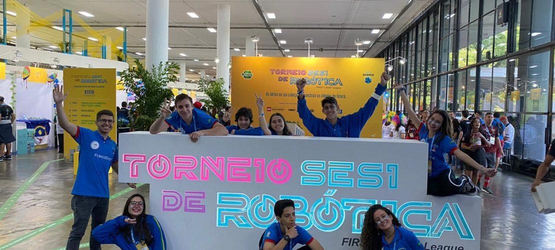 Torneio SESI de Robótica FLL – Etapa Nacional