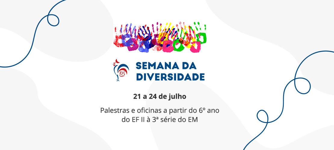 Semana da Diversidade 2020!