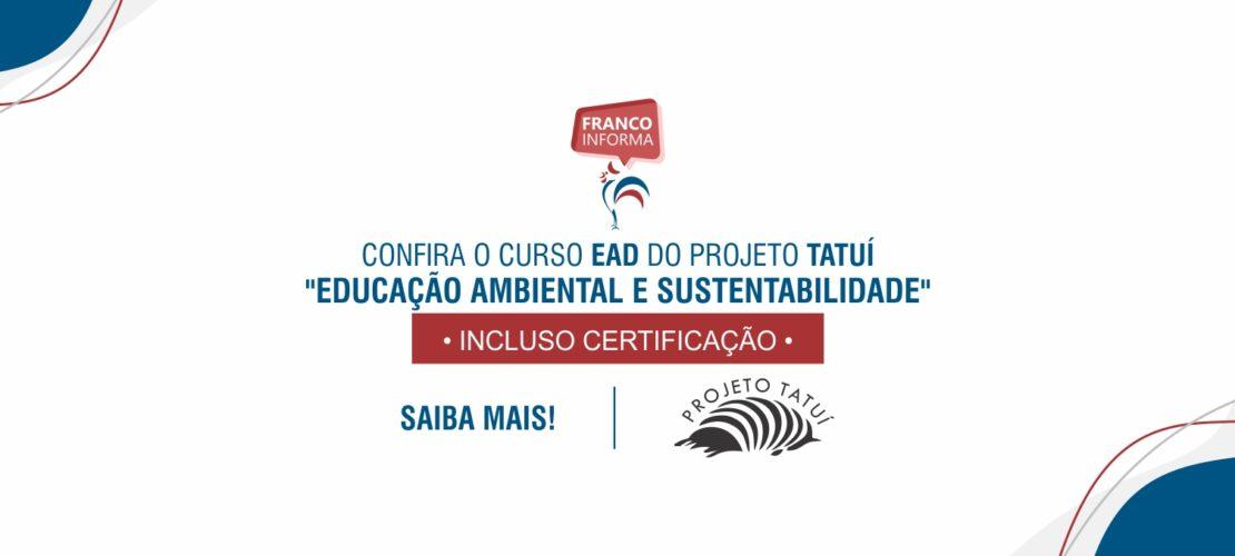 Curso EAD do Projeto Tatuí 2020