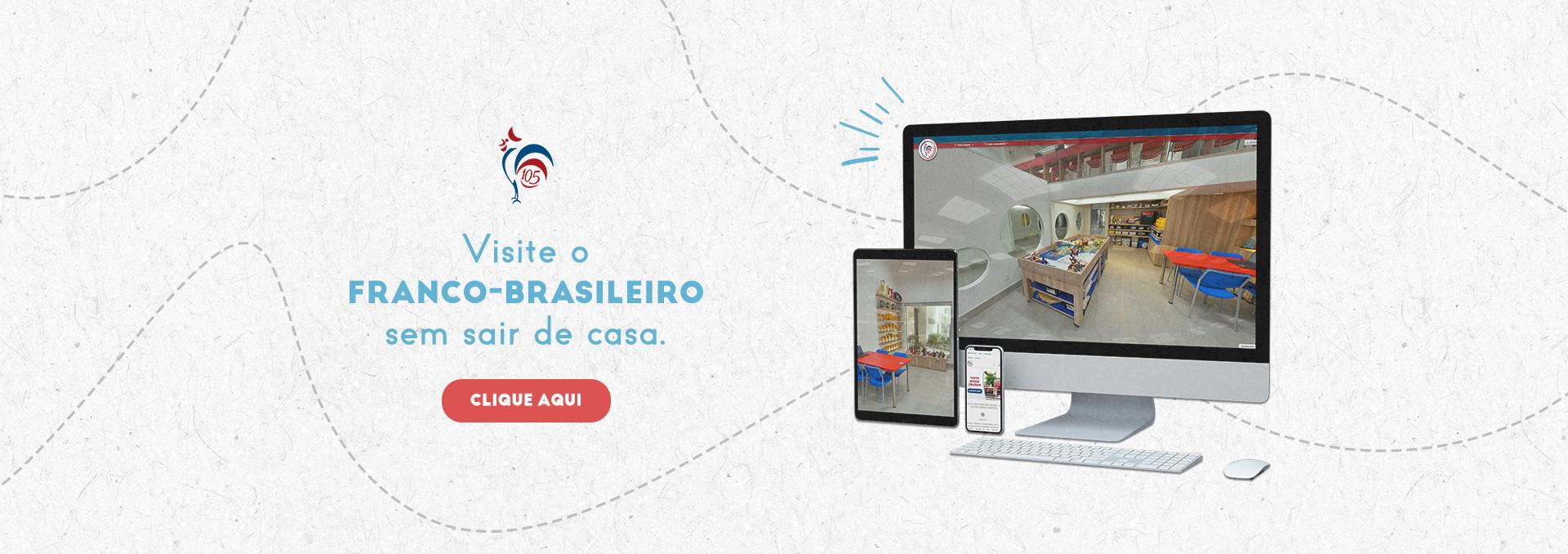 Tour Virtual Colégio Franco