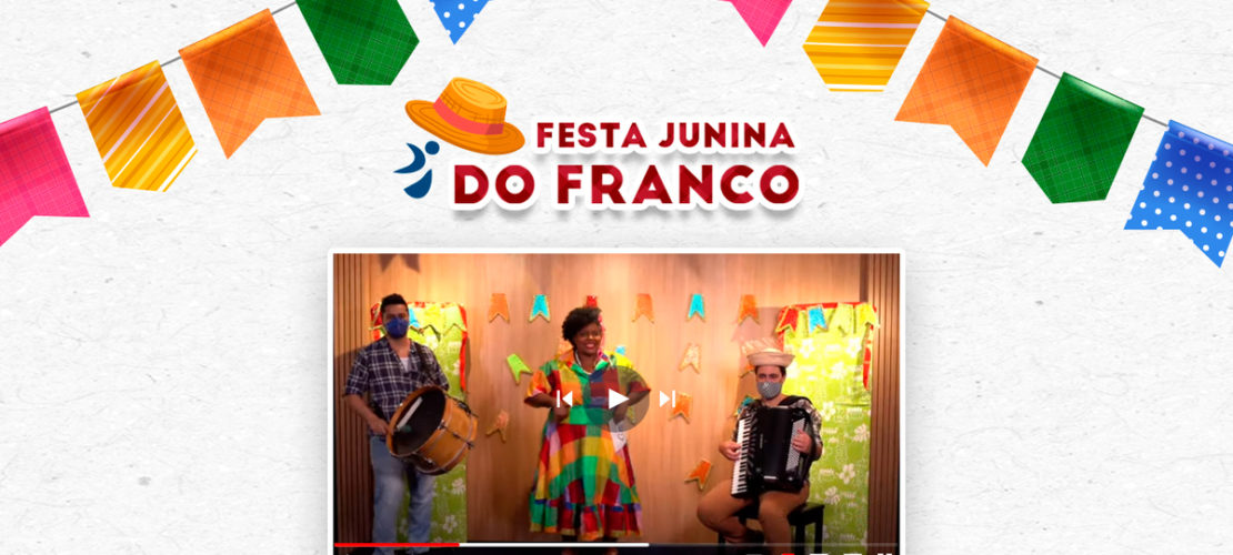 Festa Junina virtual